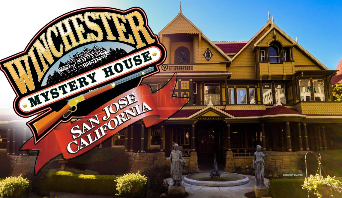 Haunted California: Inside the Winchester Mystery House