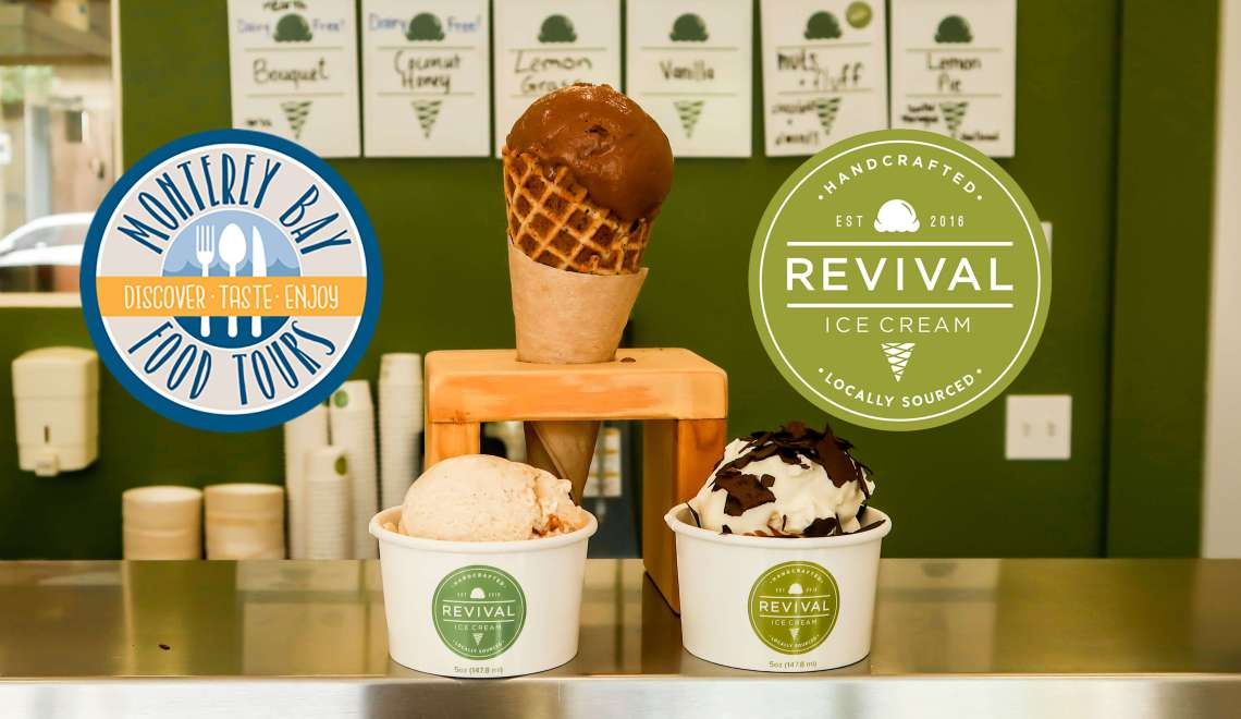 Revival Ice Cream Gives Back as it Shapes Ice Cream's Future