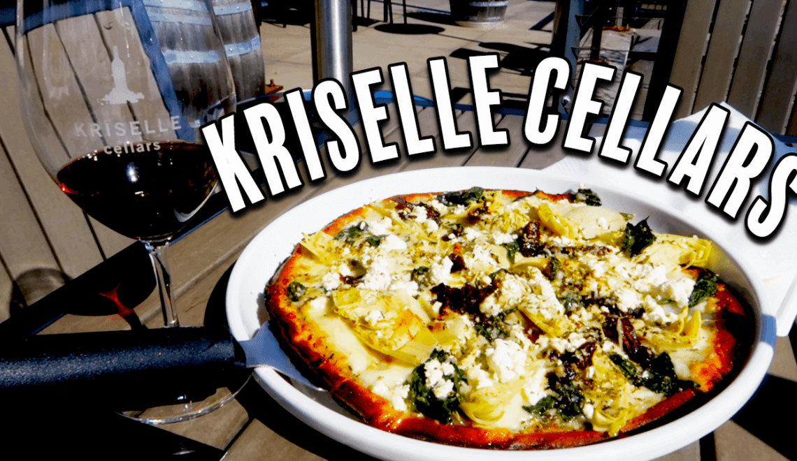 Kriselle Cellars Showcases Southern Oregon Wine Tasting