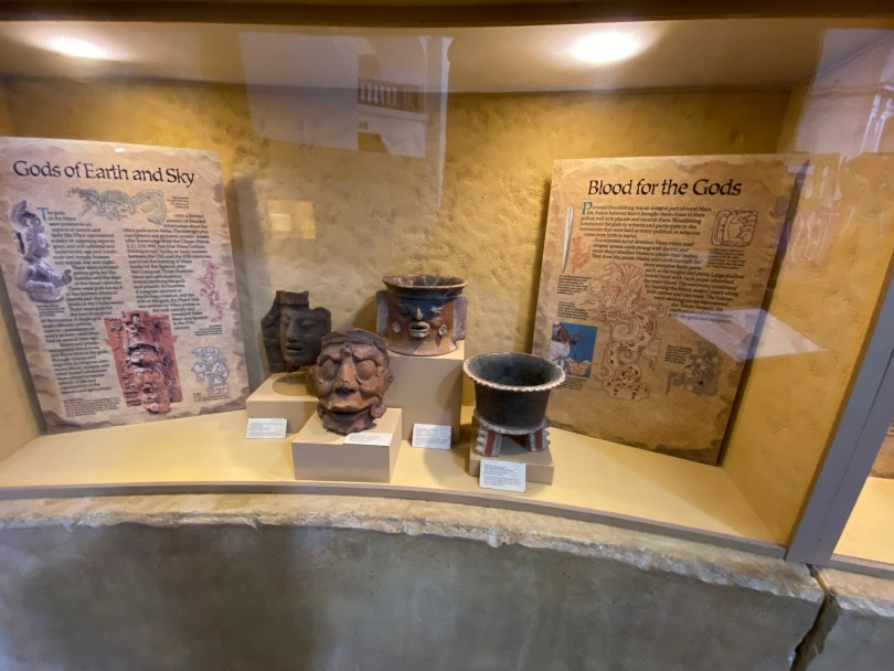Mayan history personal bloodletting