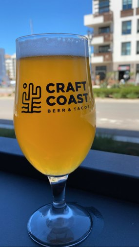 Craft Coast Beer and Tacos