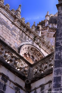 Hieronymites Monastery detail