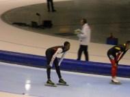 U.S. skater Shani Davis