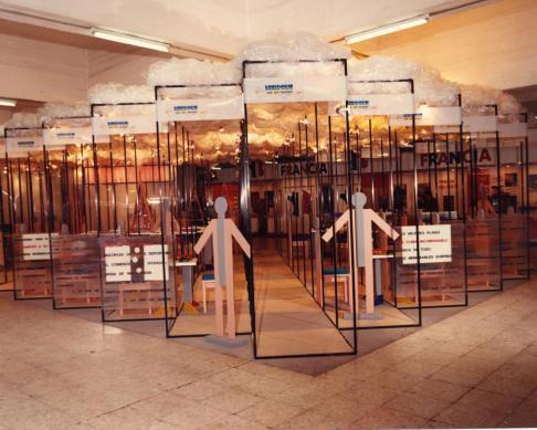 1985 premio al mejor stand