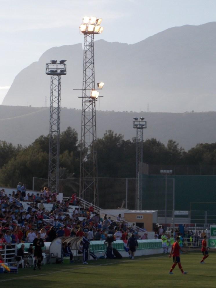 España vs Paraguay 22