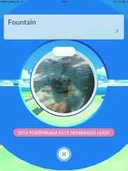 Pokeparada Parque de Elche (Fountain) #BenidormPokemonGo