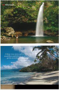Atostogos Fidžyje - Viktorija Panovaitė