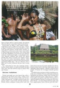 Egzotika Fidžyje - Viktorija Panovaitė