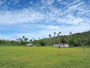 Fidžis - kaimo mokykla