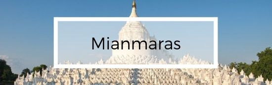 Mianmaras - aplankyta šalis