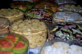 Cookies on Idul Fitri