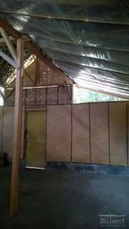 """Doors in """"big tent"""""""