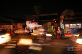 Idul Fitri parade