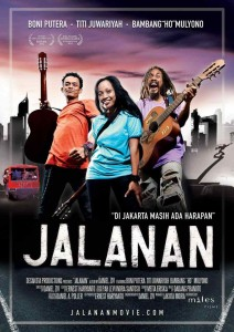 "Indonesian discoveries - ""Jalanan"""