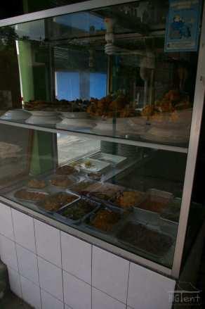 Warung makan - what you can do with 1 euro