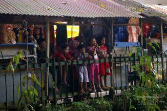 Childrens in Vesak day