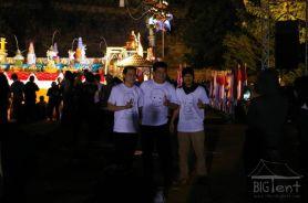 Indonesians celebrate