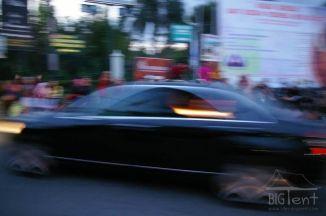 President car