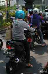 Indonesian driver clothes