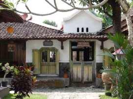 Duch style house