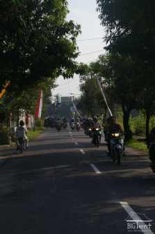 Interesting facts about Indonesia - traffic