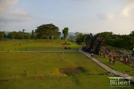 Ratu Boko temple area
