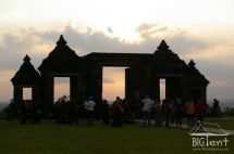 Ratu Boko temple