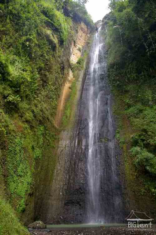 Sidoharjo waterfall