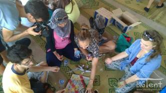 kite-making