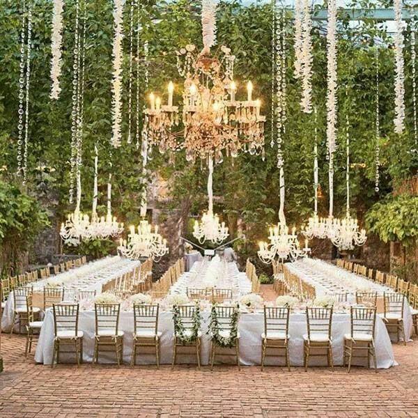 Wedding Chandelier Inspiration 1