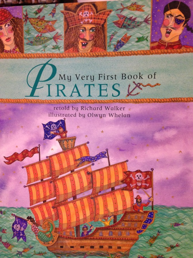 My Very First Book of Pirates