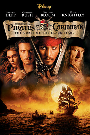 Pirates of the Caribbean - 2003