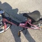 Ingen cykel – två cyklar