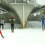 Mot Mora på skidor…