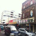 En eftermiddag i Wellington ;)