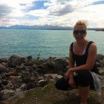 Wanaka – Lake Tekapo och lilltjejen har lärt sig att simma!