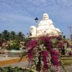 En dag på Mekongdeltat så här dan före dan ;)