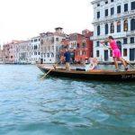 I sommar ska vi ro i Venedig