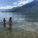 Liechtenstein – Schweiz – Comosjön Italien