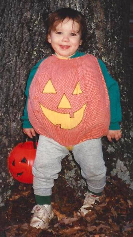 Teddy Pumpkin