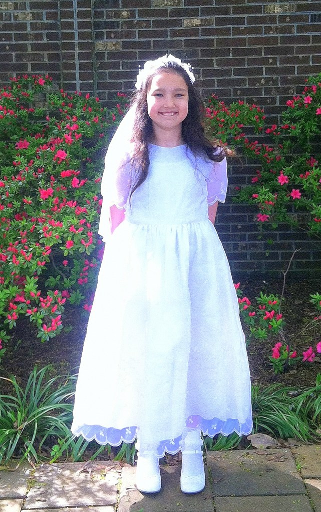 Lorelei's First Communion