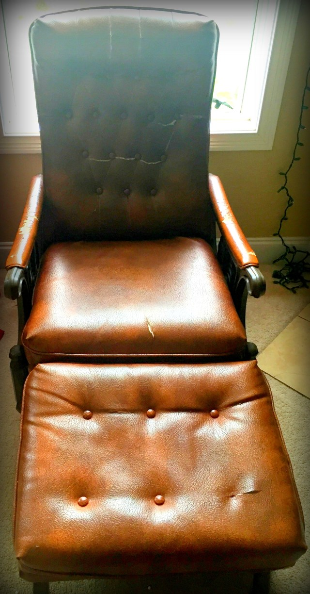 Granddaddy's Chair 2