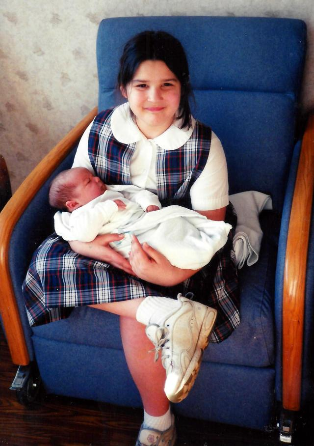 emily-holding-baby-william