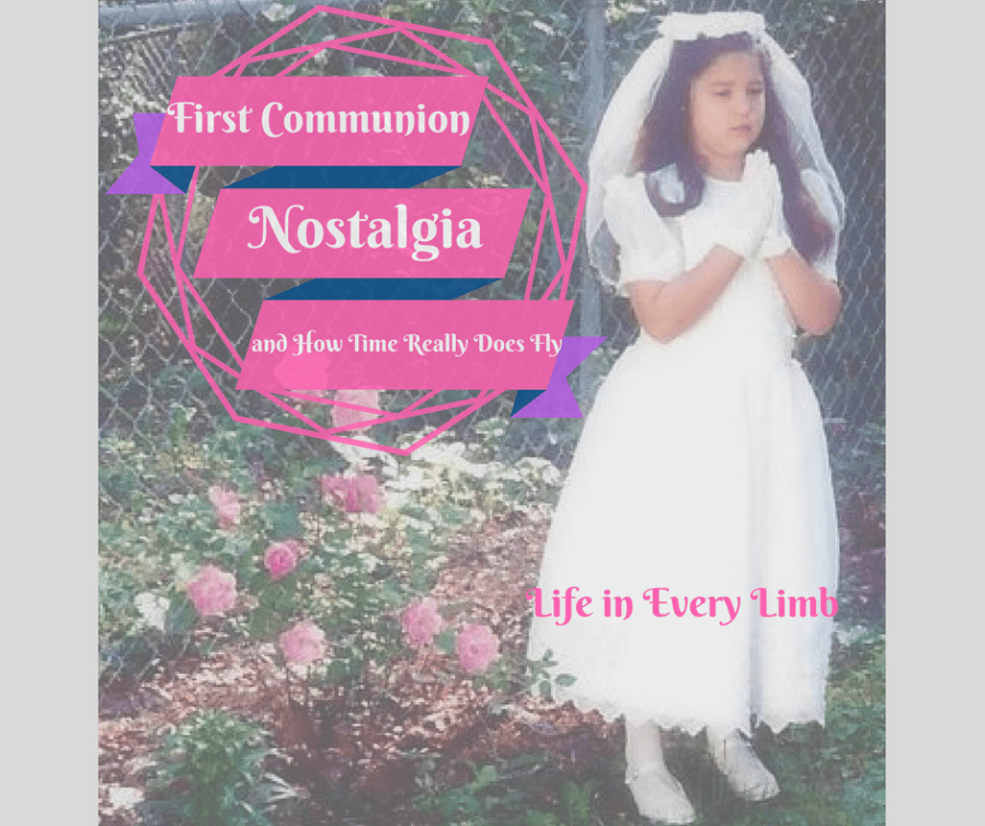 First Communion, a Catholic May Tradition