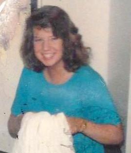 Leslie at 19