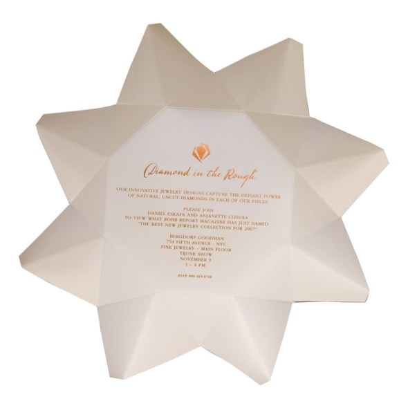Diamond Invitation