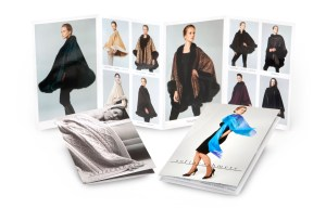 Look Book Accordion Style