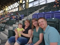 Colorado Rockies game.