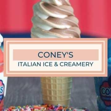 Coney's Italian Ice