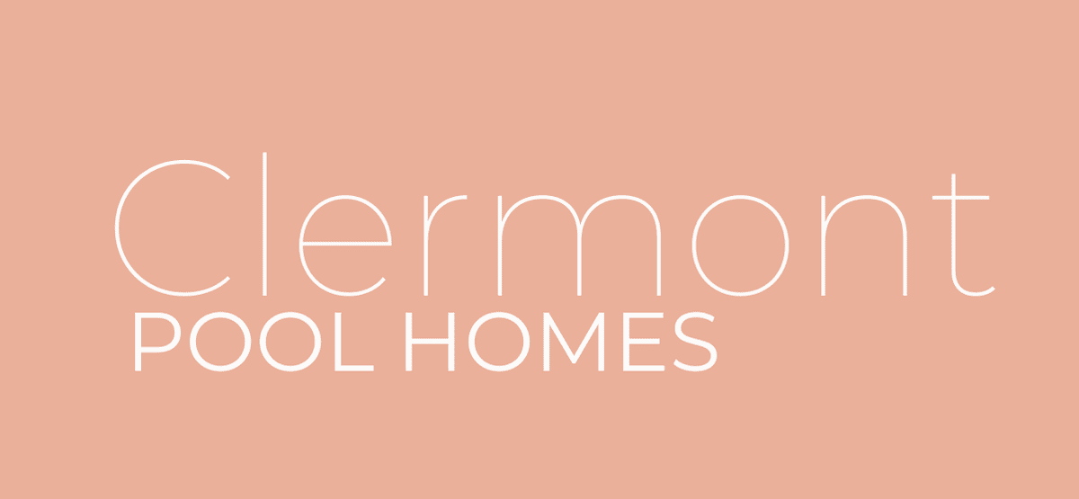 Clermont Pool Homes